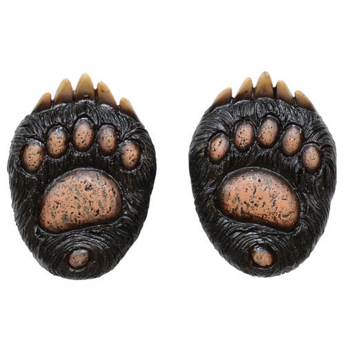 Bear Paw Resin Knob - Set of 2