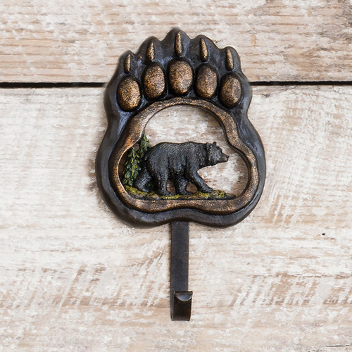 Bear Paw Wilderness Single Hook