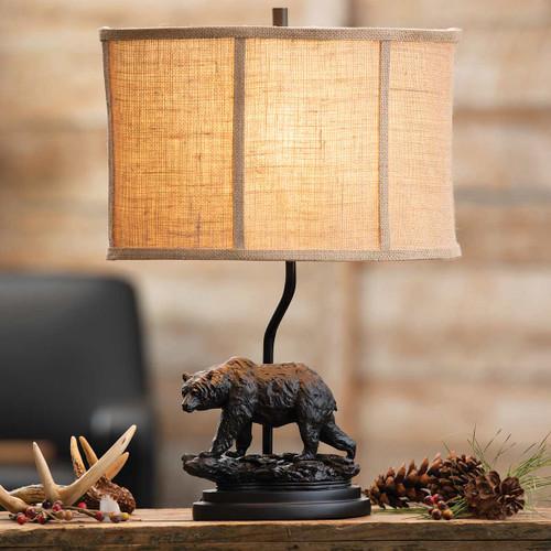 Bear Stroll Table Lamp - BACKORDERED UNTIL 9/3/2021