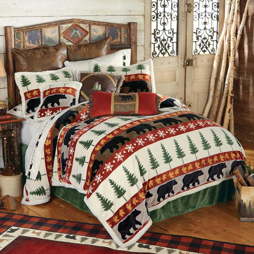 Bear Valley King Bed Set