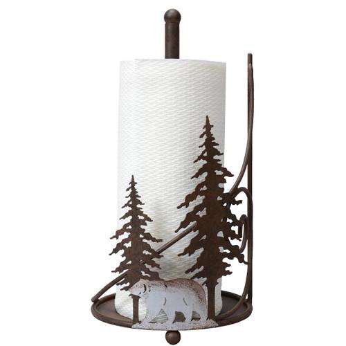 Bear Valley Paper Towel Holder