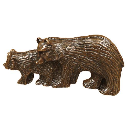 Bears Metal Cabinet Pull