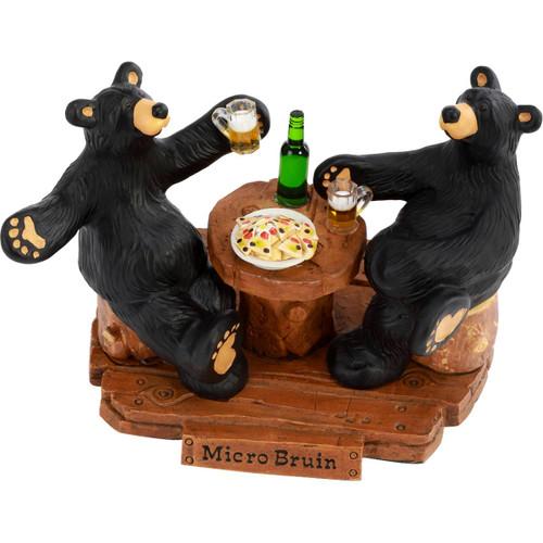 Beer Buddy Bears Figurine