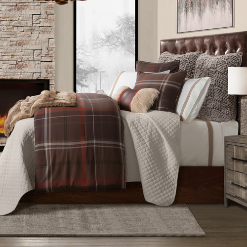 Bismarck Comforter Set - King