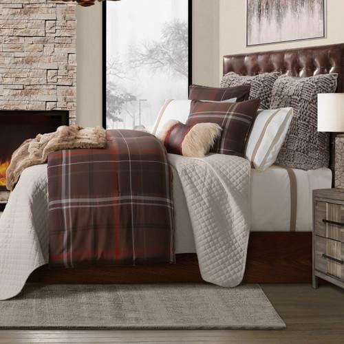 Bismarck Comforter Set - Queen