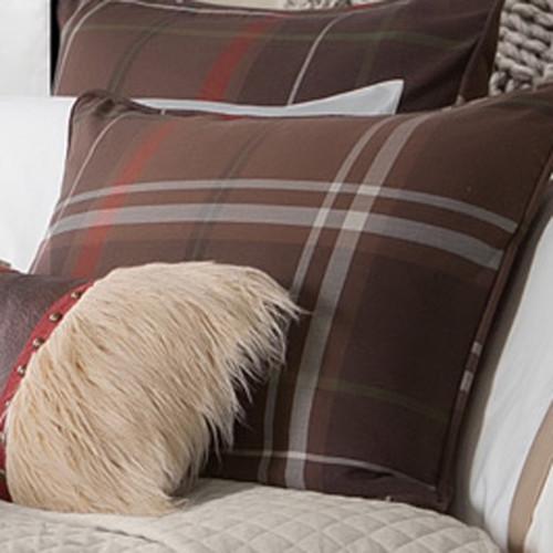 Bismarck Plaid Pillow