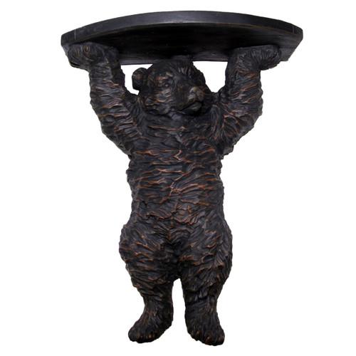 Black Forest Bear Shelf