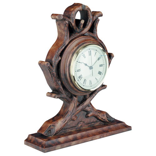 Black Forest Branch Clock