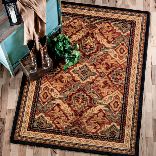 Manor Lodge Rug Collection