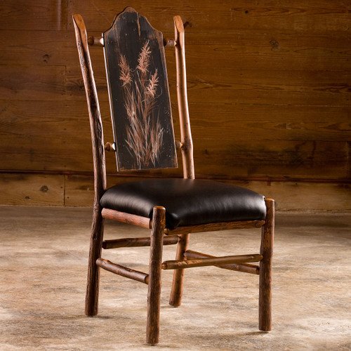 Black Forest Hickory Cherry Branch Side Chair