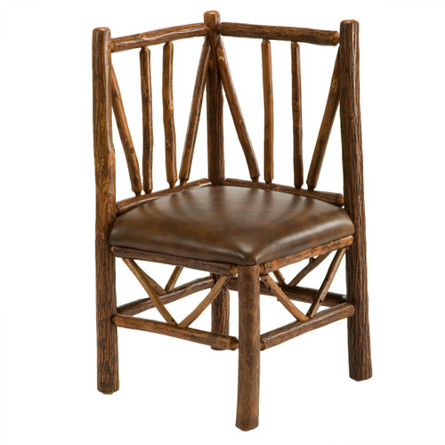 Black Forest Hickory Round About Chair
