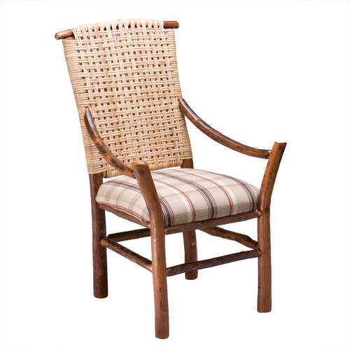 Black Forest Hickory Topridge Arm Chair