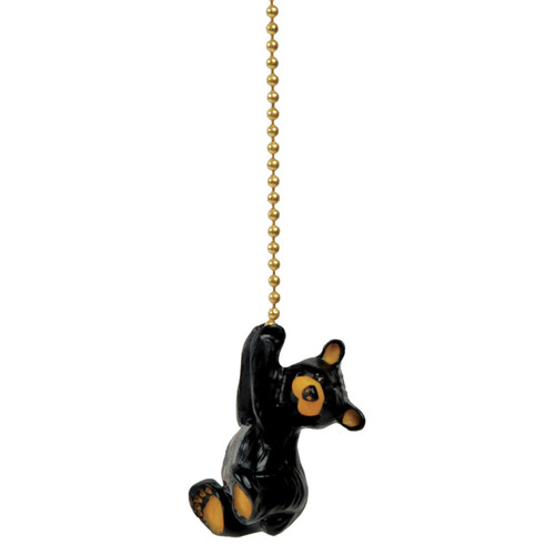 Black Bear Fan Pull