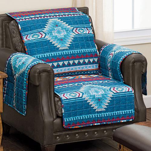 Blue Mesa Chair Cover