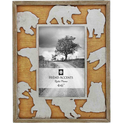 Bountiful Bears Picture Frame