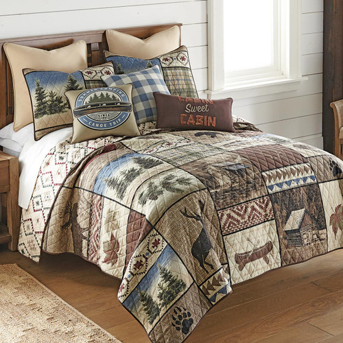 Mountain Trip Quilt Bedding Collection