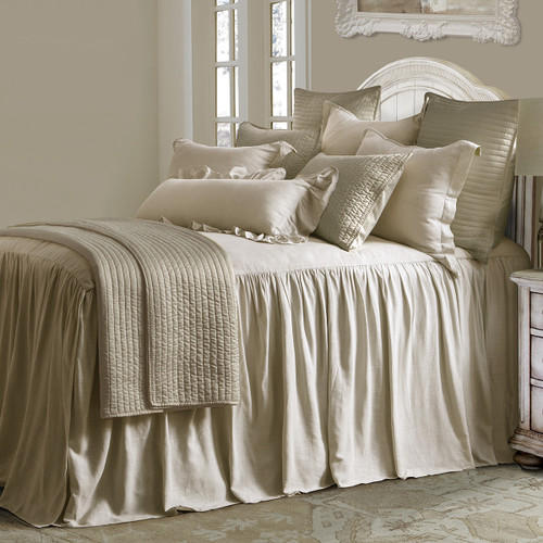 Buff Bed Set - Twin