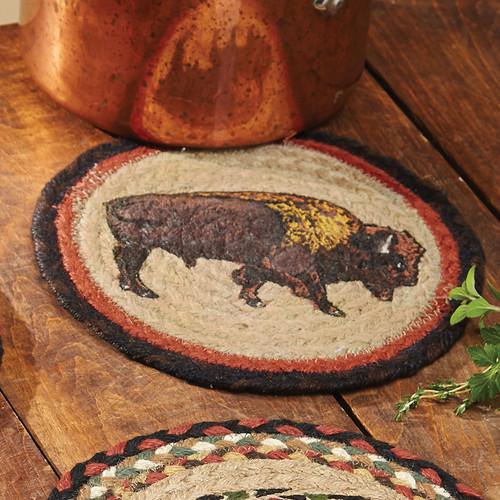 Buffalo Jute Trivet