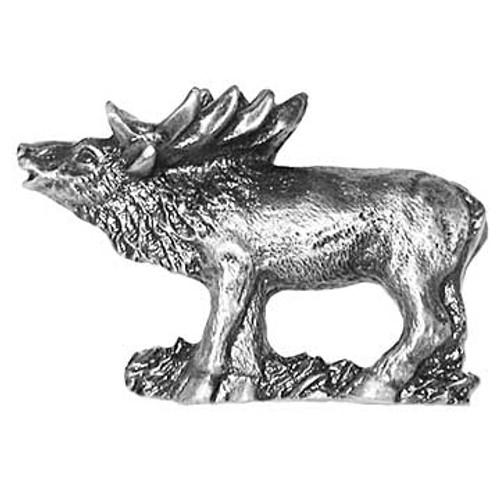 Bull Elk Drawer Pull