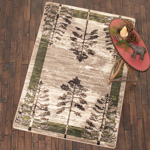 Mystic Woods Sage Rug Collection