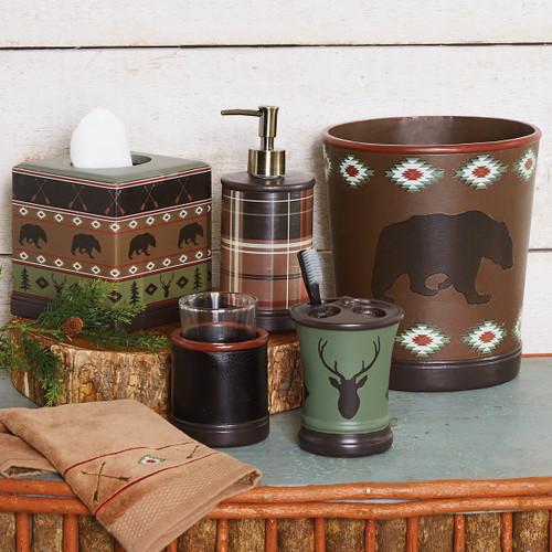 Native Wildlife Bath Accessories