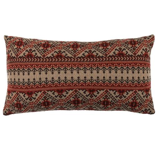 Canejos Knit Body Pillow
