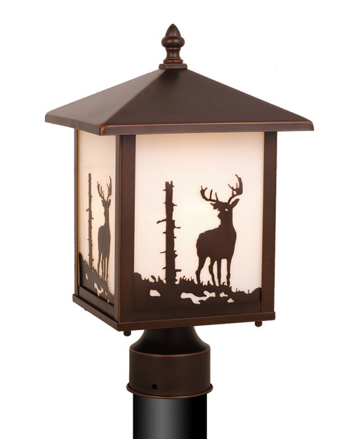 Canyon Outdoor Post Light