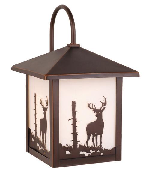 Canyon Outdoor Wall Lamp