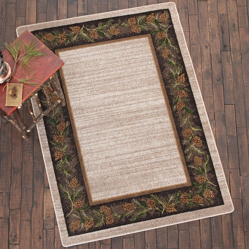 Pine Grove Natural Rug Collection