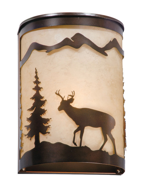 Canyon Wall Sconce