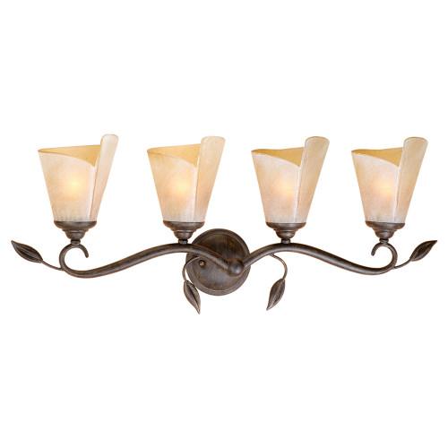 Capri Vanity Light - 4 Light