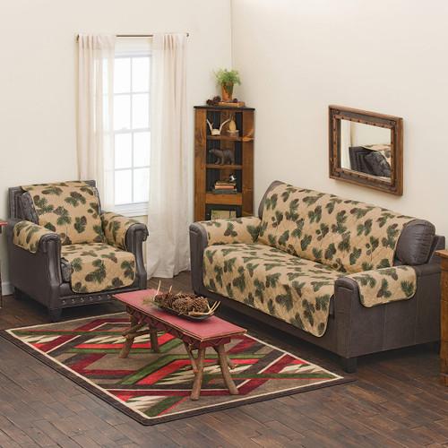 Pinecone Ridge Furniture Covers