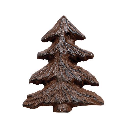 Cast Iron Pine Tree Knob