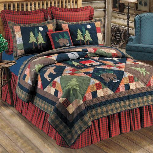 Timberline Quilt - Twin