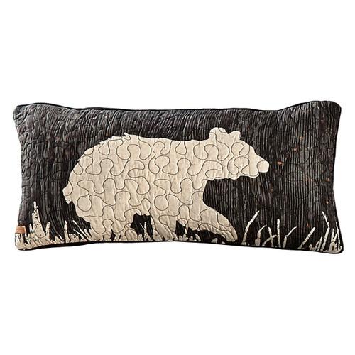 Celestial Bear Rectangle Pillow