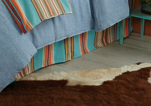 Free Spirit Stripe Bedskirt - Full