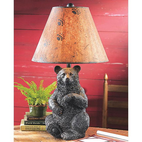Big Bear Lamp