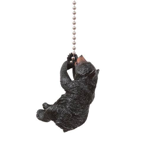 Climbing Bear Ceiling Fan Pull