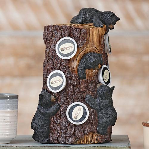 Climbing Bears Coffee Pod Holder