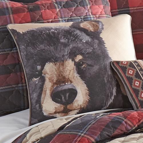 Cozy Bear Pillow