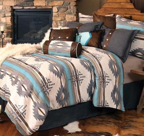 Dakota Sky Bed Set - Queen