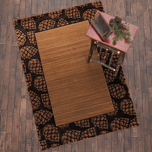Sierra Pinecone Rug Collection