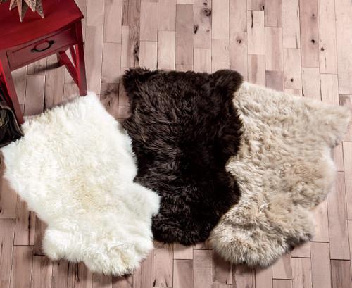 Small Sheepskin Rugs