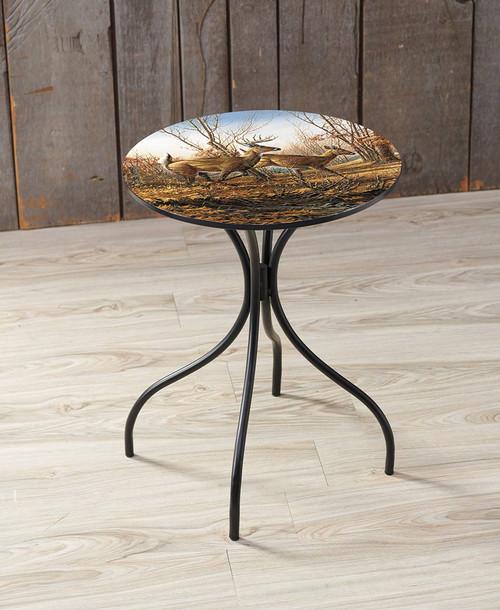 Deer Forest Side Table