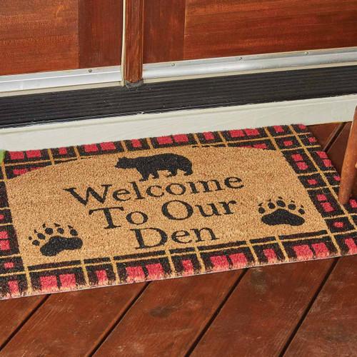 Den Welcome Doormat