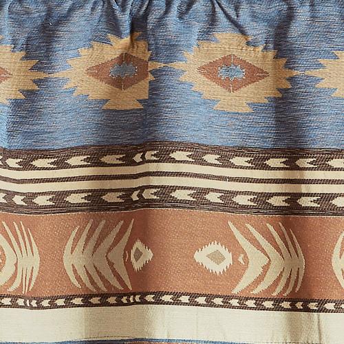 Desert Arrow Shower Curtain