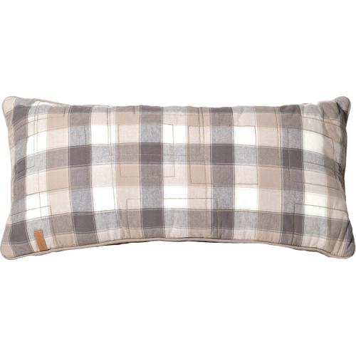 Diamond Plaid Rectangular Pillow