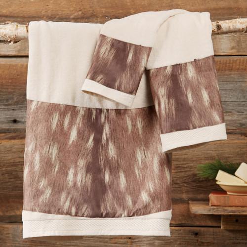 Durango Axis Towel Set - Cream