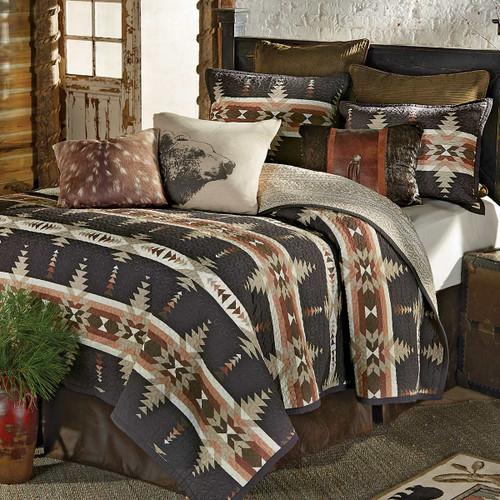 Durango Canyon Quilt Set - King