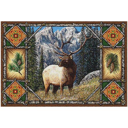 Elk Lodge Placemat